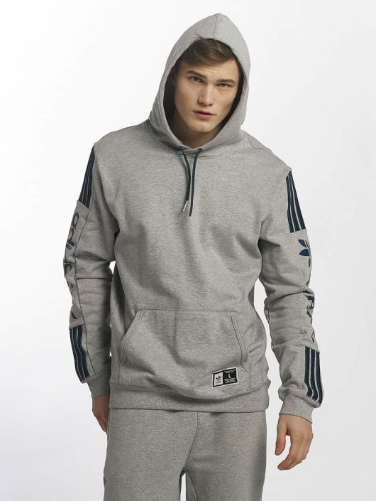 Of Sweatshirt Heather Grey Quarz Fleece Medium Adidas n0wPO8Xk