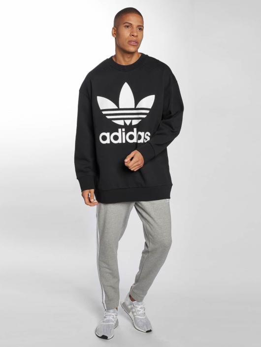 Pull Noir Tref Adidas Over Originals Lupqmgjzsv Sweatamp; Homme nw0kP8O