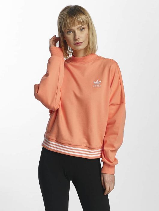 7b392b0c7b adidas originals   Graphic orange Femme Sweat & Pull 369438