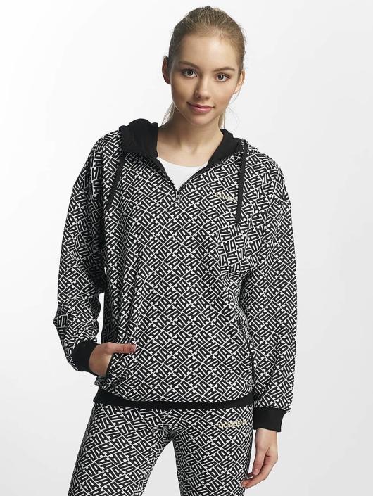 Adidas Capuche Aop 360290 Femme Originals Blanc Sweat HIDe9YWE2b