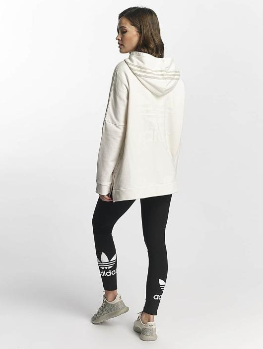 adidas originals Sweat capuche Adibreak blanc