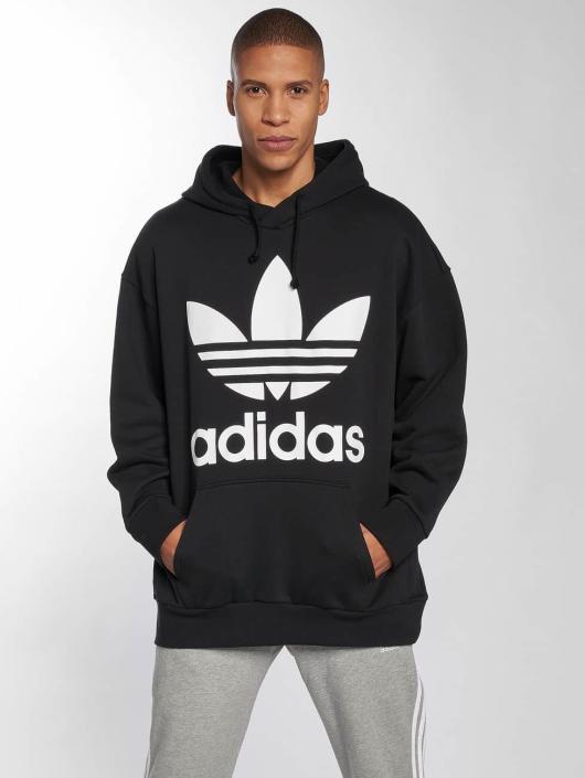 Adidas Originals Tref Over Noir Homme Sweat Capuche 412452