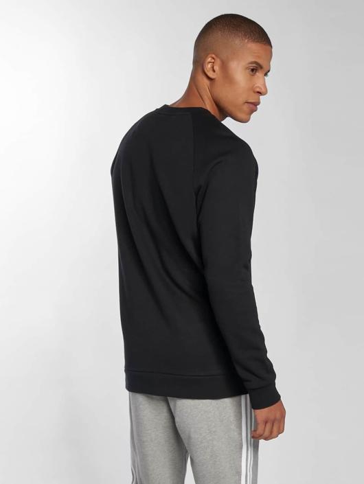 adidas Originals Swetry Trefoil czarny