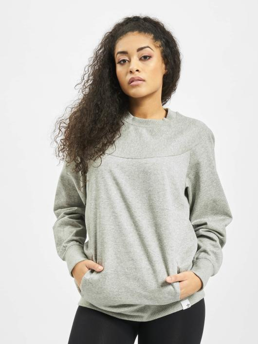 adidas Originals Swetry XBYO Sweatshirt szary