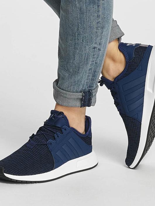 adidas originals Tøysko X_PLR J blå