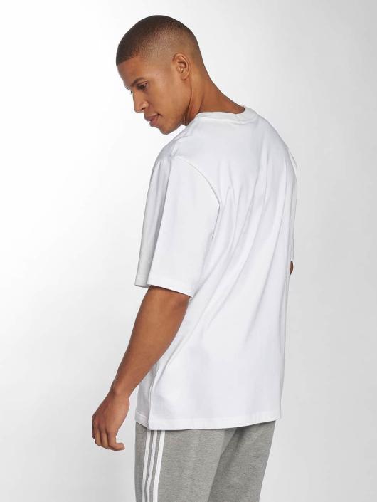 adidas originals T-Shirt Oversized blanc