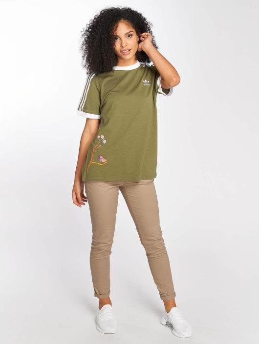 adidas originals T-Shirt originals Graphic olive