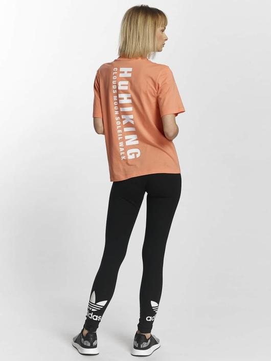 adidas originals T-Shirt PW HU Hiking orange