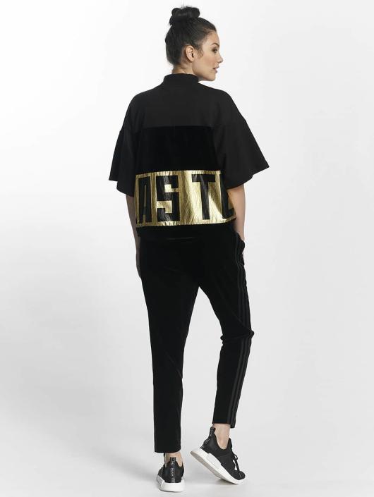 adidas originals T-Shirt Adidas Sweater T-Shirt schwarz