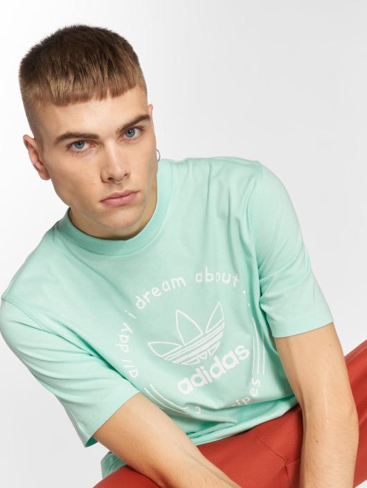 T4 T Shirt Clear Adidas Drawn Mint Hand Originals HIEY9WD2