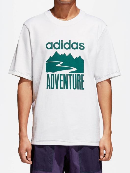 adidas Originals T-Shirt Atric Adventure weiß