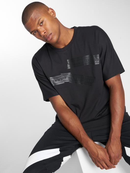 adidas originals T-Shirty Nmd czarny