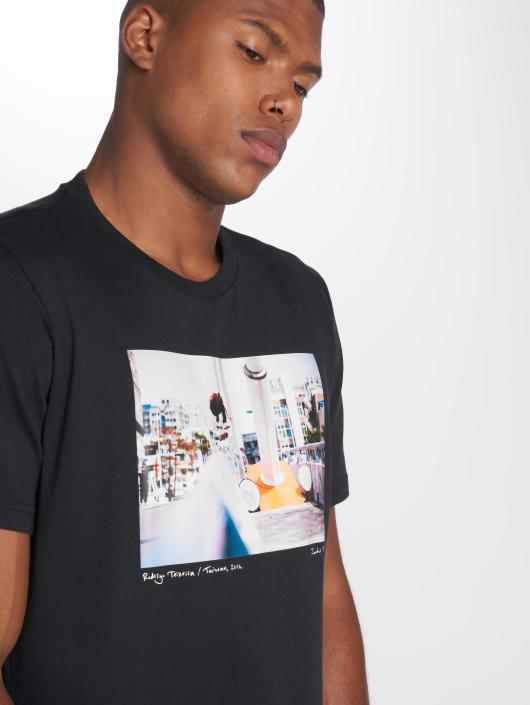 adidas originals T-skjorter City Photo Tee svart