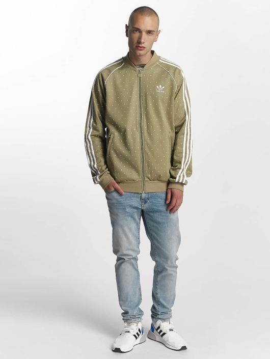 adidas originals Transitional Jackets Superstar khaki