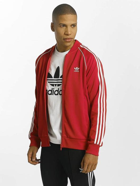 adidas originals Transitional Jackets Superstar red