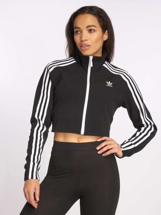 adidas originals Übergangsjacke Originals Track Top schwarz