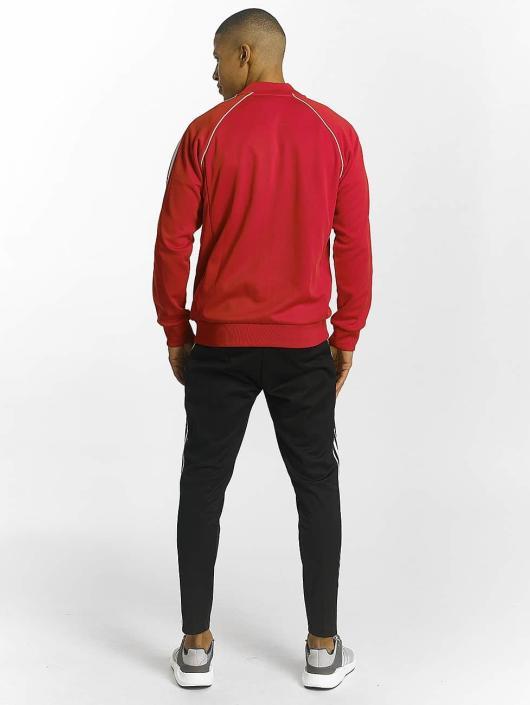 adidas originals Välikausitakit Superstar punainen