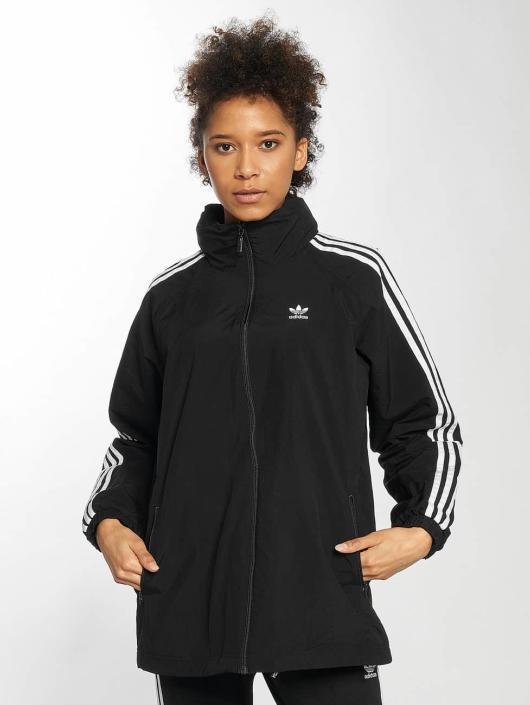 Femme Veste Originals Légère Noir 435825 Mi Adidas Saison Stadium ztPAf