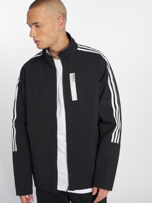 744bc6eb9 Adidas Originals Nmd Track Top Transition Jacket Black