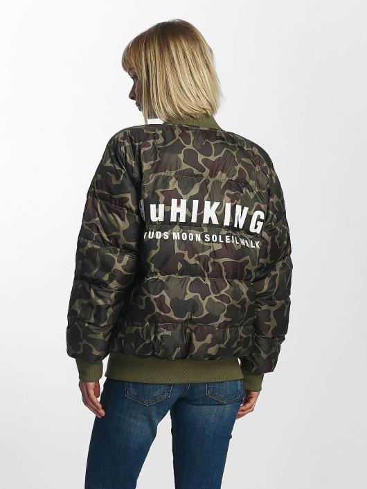 adidas originals Vinterjakke PW Hu Hiking SST Pure kamuflasje