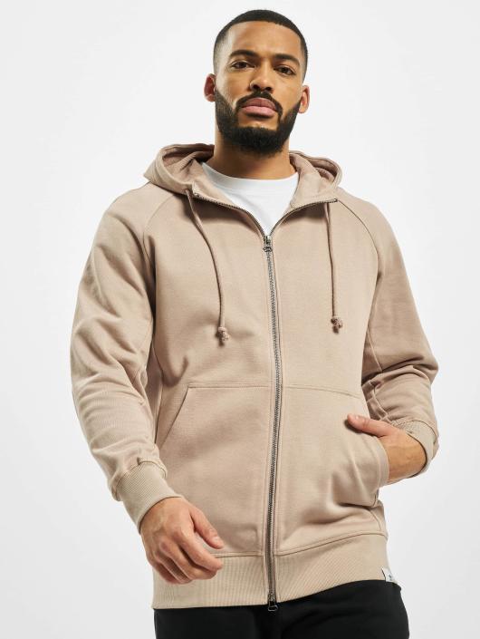 adidas Originals Zip Hoodie XBYO hnedá