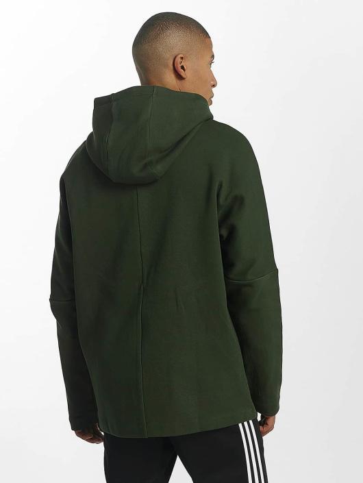 adidas originals Zip Hoodie NMD olive