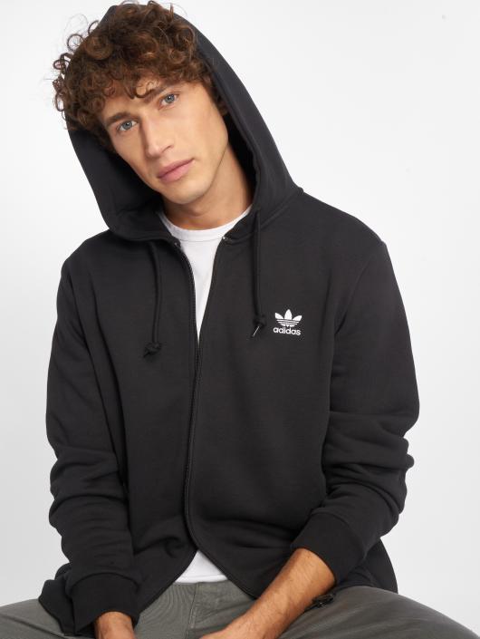 Adidas Originals TRF Sweatjacke blau