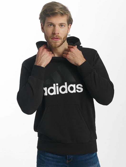 adidas Performance Hoody Essentials Linear schwarz