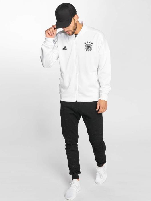 adidas Performance Kurtki przejściowe DFB Zne bialy