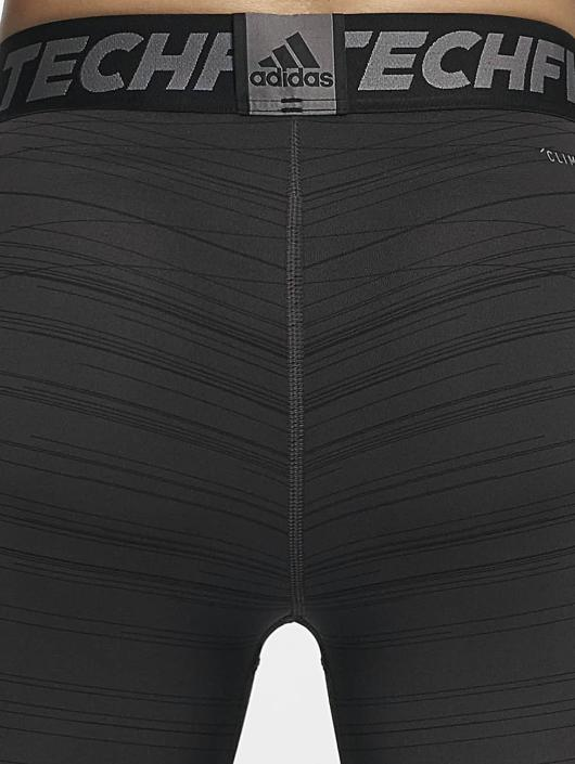 adidas Performance Legging Techfit Long Print Tights schwarz