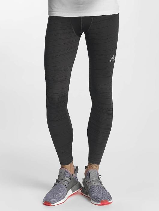 adidas Performance Legging/Tregging Techfit Long Print Tights black