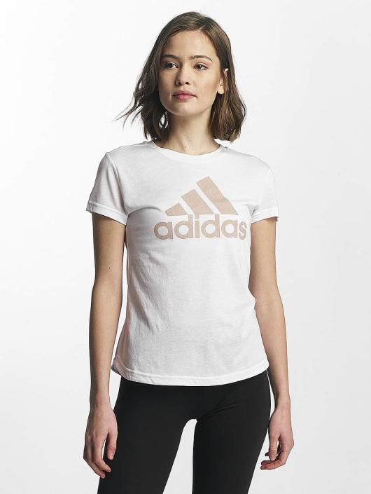 adidas Performance Sport Shirts Training hvit