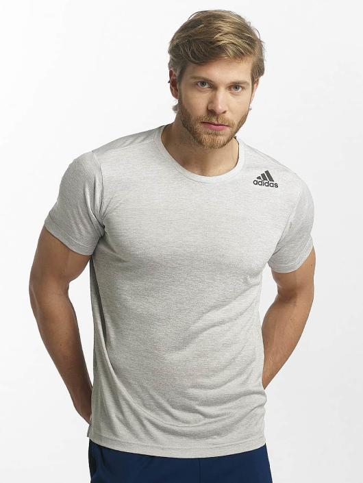 adidas Performance T-skjorter Freelift Gradient hvit