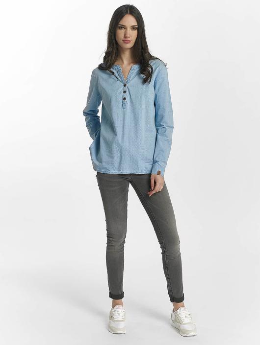 Alife & Kickin Blouse/Tunic Daisy blue