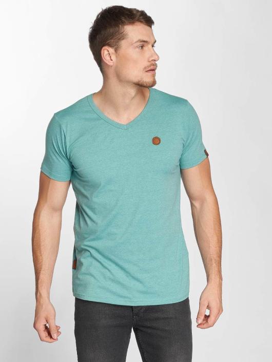 Alife & Kickin T-Shirt Maddox türkis