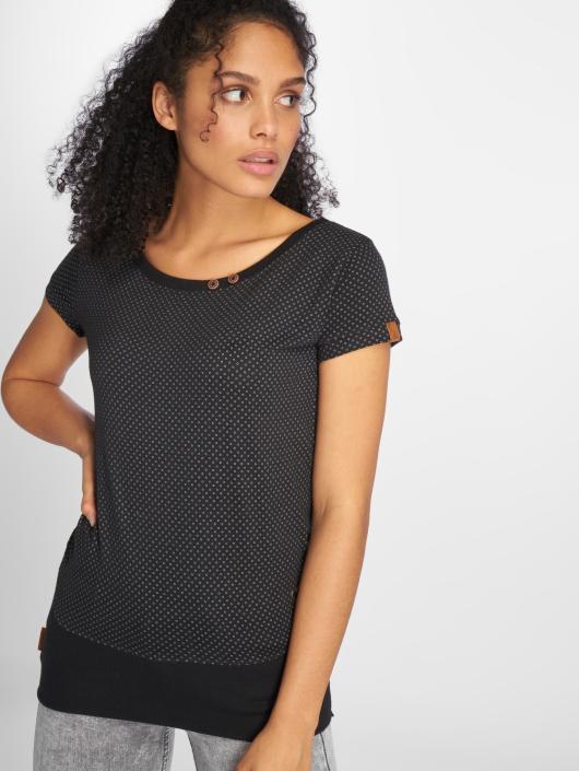 Alife & Kickin T-skjorter Coco svart