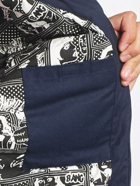Alife & Kickin Talvitakit Alife & Kickin Mr. Diamond Jacket sininen