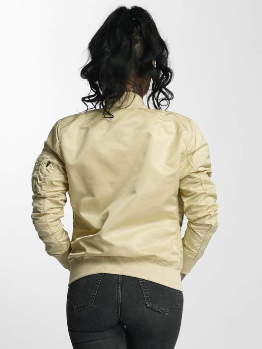 Alpha Industries Bomber jacket MA-1 VF beige