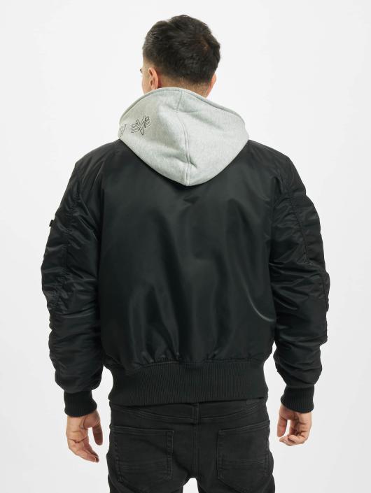 Alpha Industries Bomber jacket MA-1 D-tec Bomber Jacket black