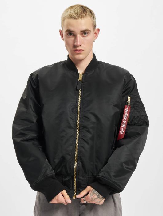 Alpha Industries Bomber jacket MA-1 black