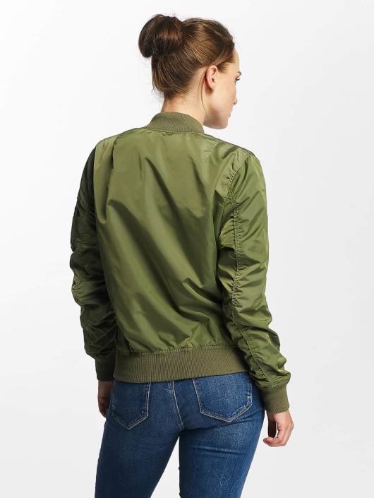 Alpha Industries Bomber jacket MA-1 TT IP Reversible green