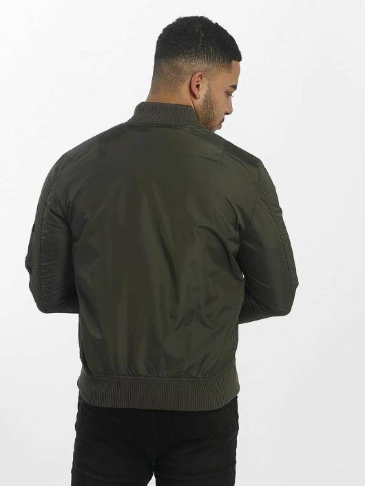 Alpha Industries Bomber jacket MA-1 TT grey