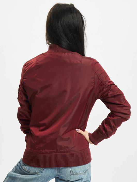 Alpha Industries Bomber jacket MA-1 TT red