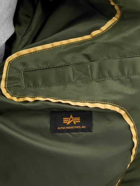 18f6cad4dddf Alpha Industries jas   Bomberjack MA-1 VF LW in groen 314029