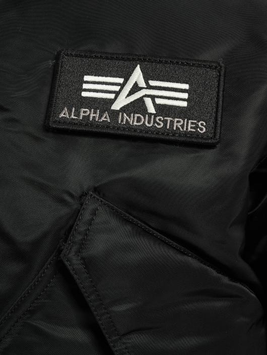 2527d6efa1d Alpha Industries jas   Bomberjack CWU 45P Flight in zwart 7912