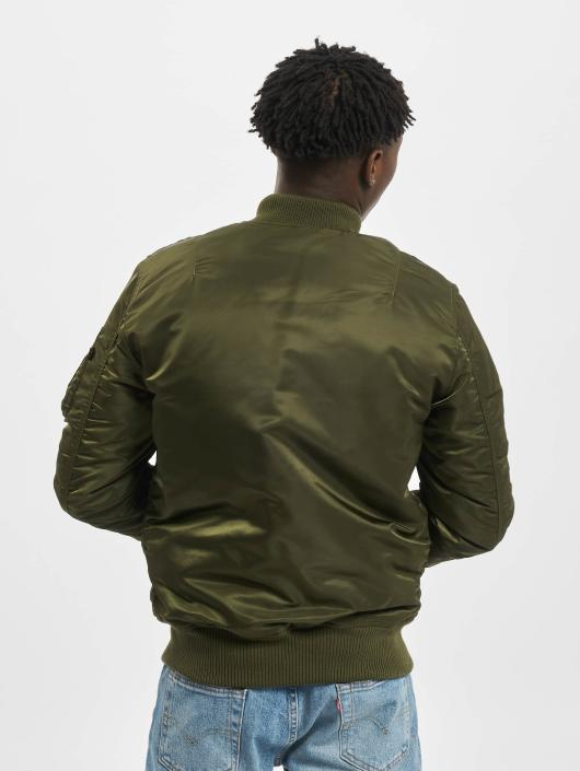 Alpha Industries Bomberová bunda MA-1 VF 59 Long zelená