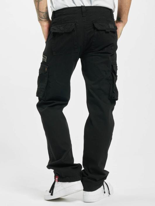lowest discount cheap sale beauty Alpha Industries Jet Cargo Pants Black