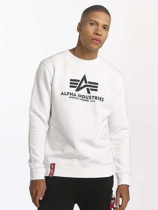 Alpha Industries Gensre Basic hvit