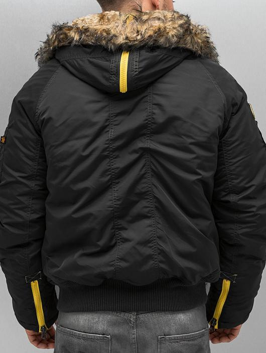 cf53503c3bbb Alpha Industries Giacca / Giacca invernale PPS N2B Bomber nero 115111