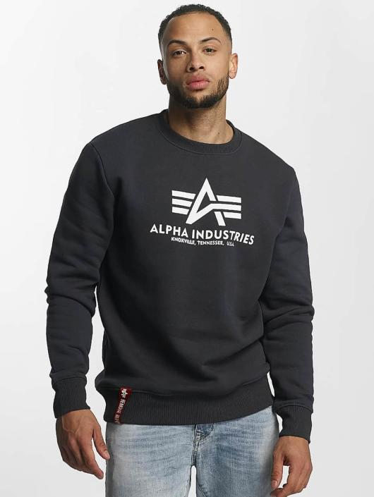 Alpha Industries Jersey Basic azul